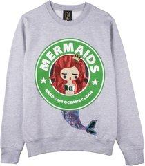 bluza mermaids