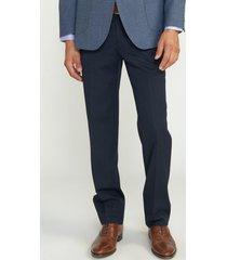 pantalón formal business azul trial