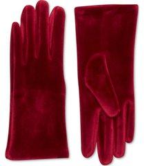cejon plush velvet gloves