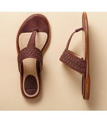 frye ali artisanal thong sandals