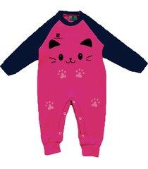 macacão manabana roupas de bebe top recem nascido enxoval batizado pink