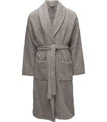 lexington original bathrobe ochtendjas badjas grijs lexington home