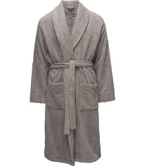 lexington original bathrobe badjas grijs lexington home