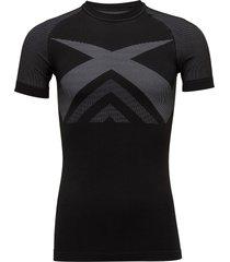 proactive seamless t-shirt t-shirts short-sleeved svart jbs