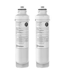 kit 2 filtros/refis para purificador de água pa21g / pa26g / pa31g electrolux - kit 2 filtros para purificador de água pa21g / pa26g / pa31g electrolux