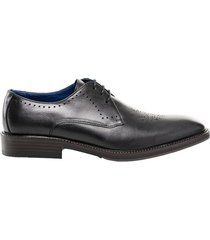 zapato formal erny negro bosi