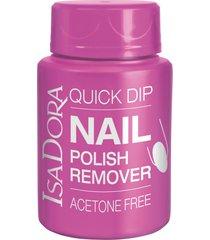 quick dip nail polish remover