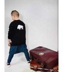 bluza oversize bison