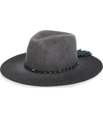 men's goorin bros. country boy fedora - grey