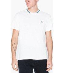 lacoste t-shirt t-shirts & linnen camel