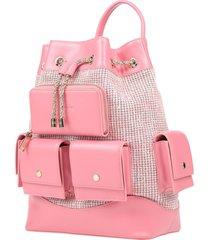 elisabetta franchi backpacks