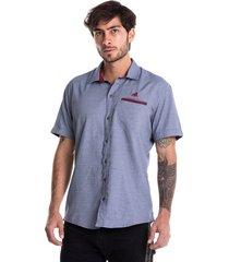 camisa -goco- 921-azul claro
