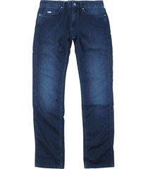 slim fit jeans in strech-katoen