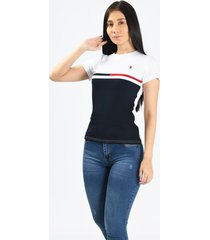 camiseta battles 2 blanco para mujer