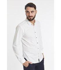 camisa blanca panther amarante