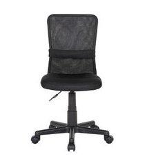 cadeira de escritório multilaser high back giratória - ga199 ga199