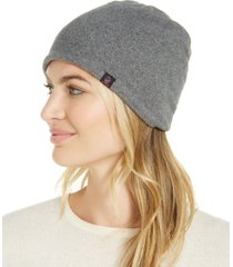 cuddl duds ruched fleece infrared lined beanie