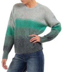 maglione maglia donna girocollo drussel
