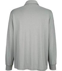 tröja roger kent silvergrå::mörkgrå