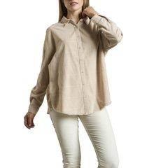 blusa argel beige rockford