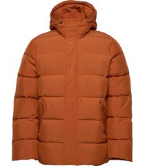 bjarket jacket 8306 gevoerd jack oranje samsøe & samsøe
