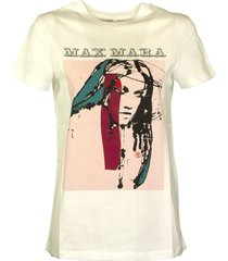 max mara white t-shirt
