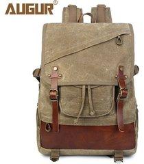 mochila para hombre, new arrive vintage backpack men mochilas-marrón
