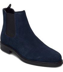 fintan shoes chelsea boots blå calvin klein