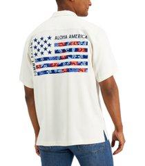 tommy bahama men's aloha shirt