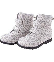 botas gris  offcorss