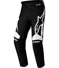 pantalon racer supermatic 2020 blanco alpinestars