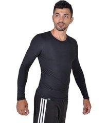 camiseta less now fator proteção solar 50 uva/uvb masculina