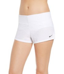women's nike sport mesh swim board shorts