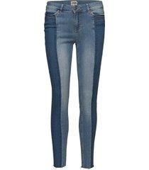 julia ankle trousers slimmade jeans blå twist & tango