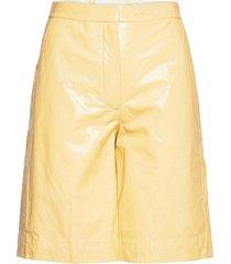 maisy shorts bermudashorts shorts geel remain birger christensen