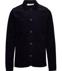 jalte 0019 corduroy jacket jalte co jeansjack denimjack blauw casual friday