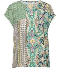 day coast blouses short-sleeved grön day birger et mikkelsen
