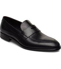 midtown_loaf_bupe loafers låga skor svart hugo