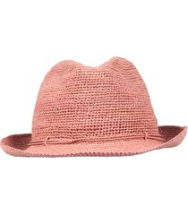 helen kaminski wide-brimmed fai hat