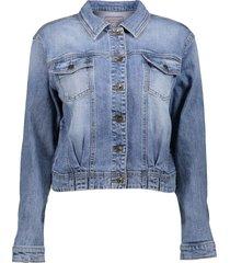 geisha jeansjacket blue denim