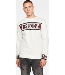 gsraw jacquard sweater