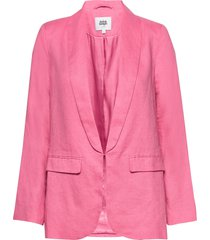 maria blazer blazer colbert roze twist & tango
