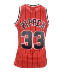 mitchell & ness men's chicago bulls reload collection swingman jersey - scottie pippen