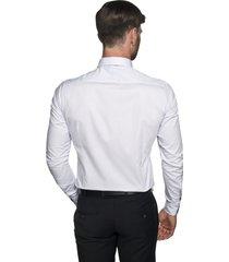 koszula bexley 2500 długi rękaw slim fit w