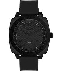 relógio touch unissex preto tw2039ksp/4p tw2039ksp/4p