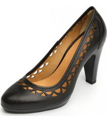 zapato granada formal negro flexi