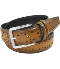 stacy adams metcalf 34 mm belt