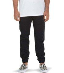pantalon hombre mn authentic jogger negro vans