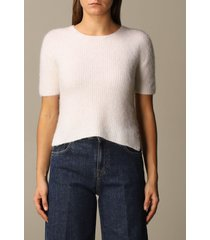 lautre chose sweater lautre chose crewneck sweater in mohair