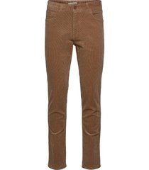 6208708 sdryder jeans brun solid